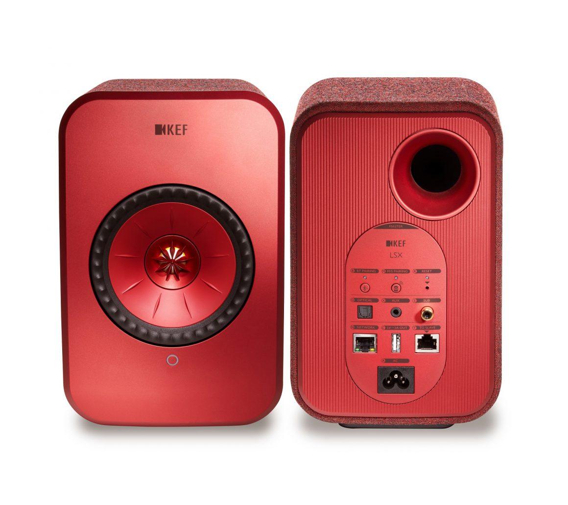 KEF LSX aktív Bluetooth hangszóró – Komoly játékos
